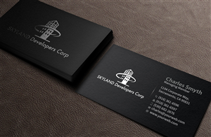 141 modern business card designs contractor business card design business card design by mediaproductionart for this project design 6034635 colourmoves