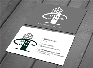 141 modern masculine contractor business card designs for a