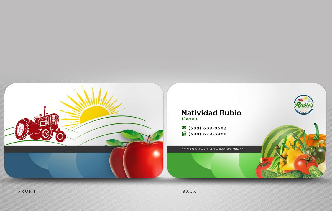 Elegant, Playful Business Card Design for Enrique Rubio by disign ...