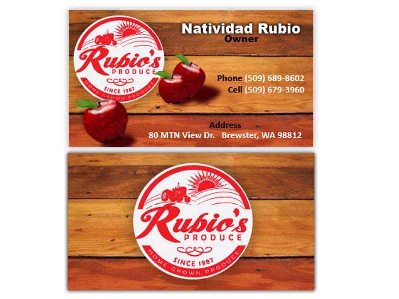 Elegant, Playful Business Card Design for Enrique Rubio by ...