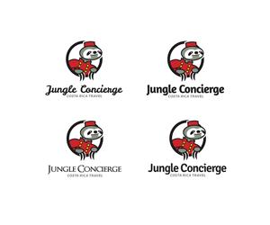 Jungle Concierge | Logo Design by Buck Tornado