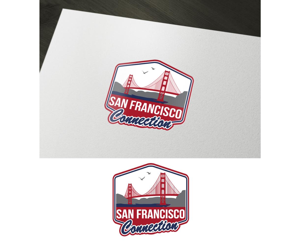 Modern bold logo design for san francisco connection in for Design companies in san francisco