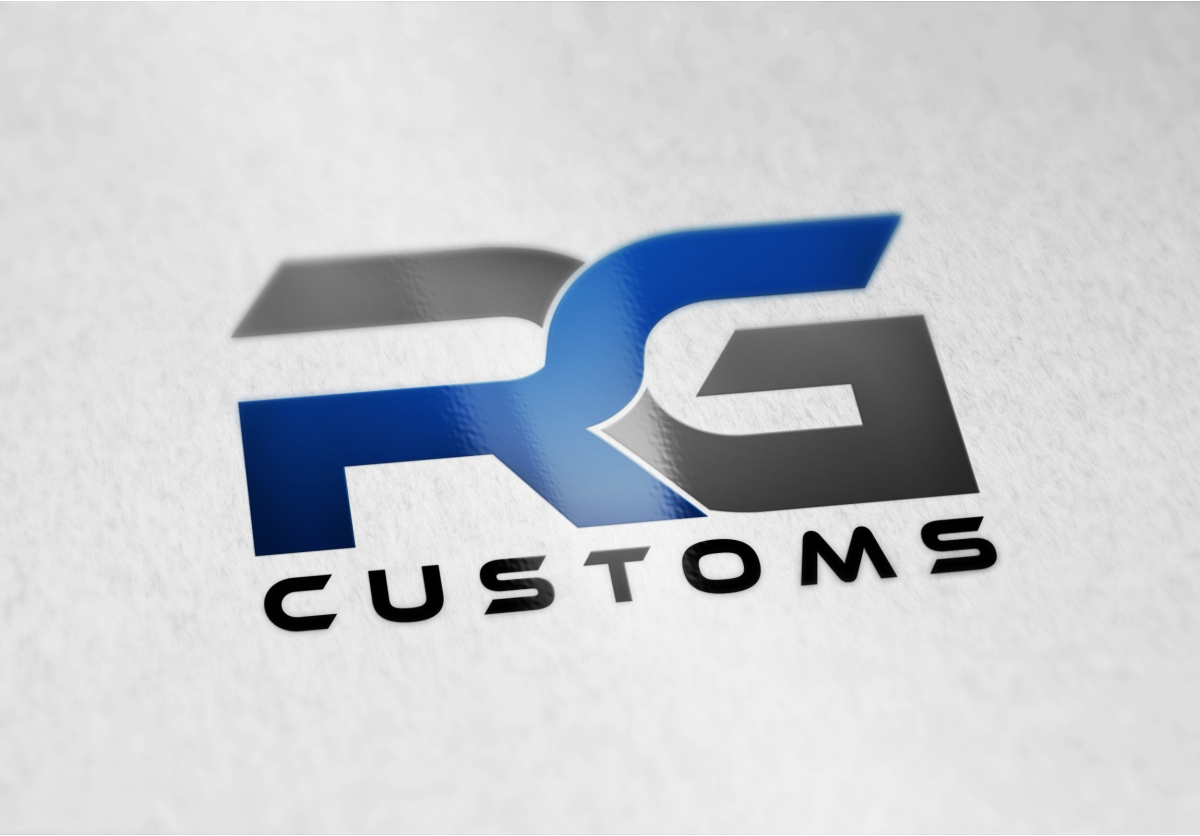 Rg logo design images galleries with for Decoration logo