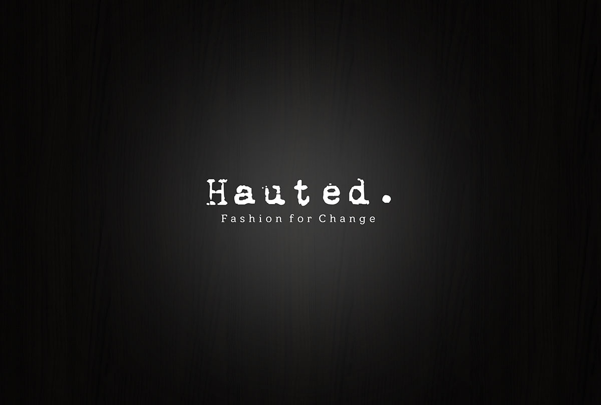 Hauted Logo by happytummy