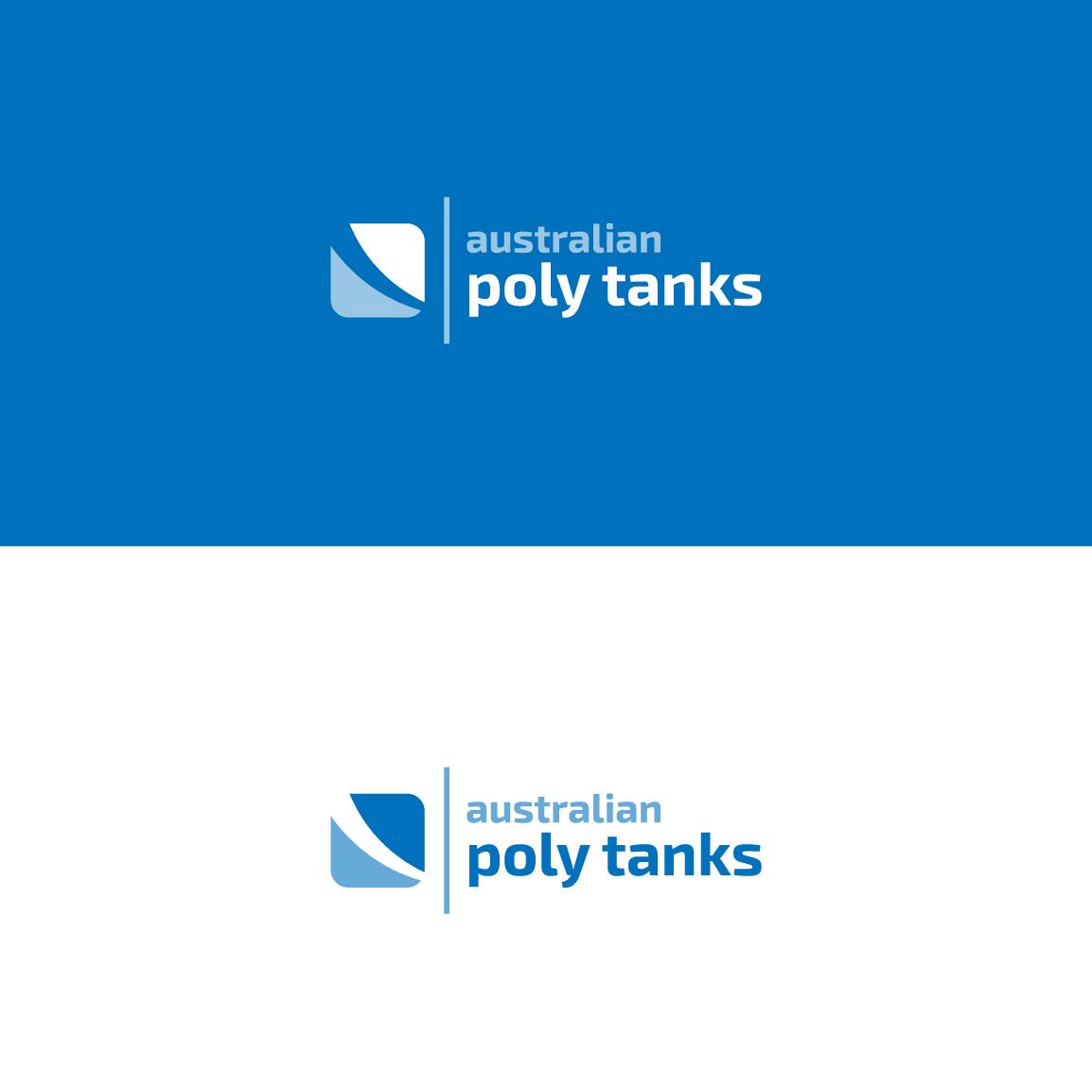 It Company Logo Design for Australian Poly Tanks by Fanolj Ademi ...