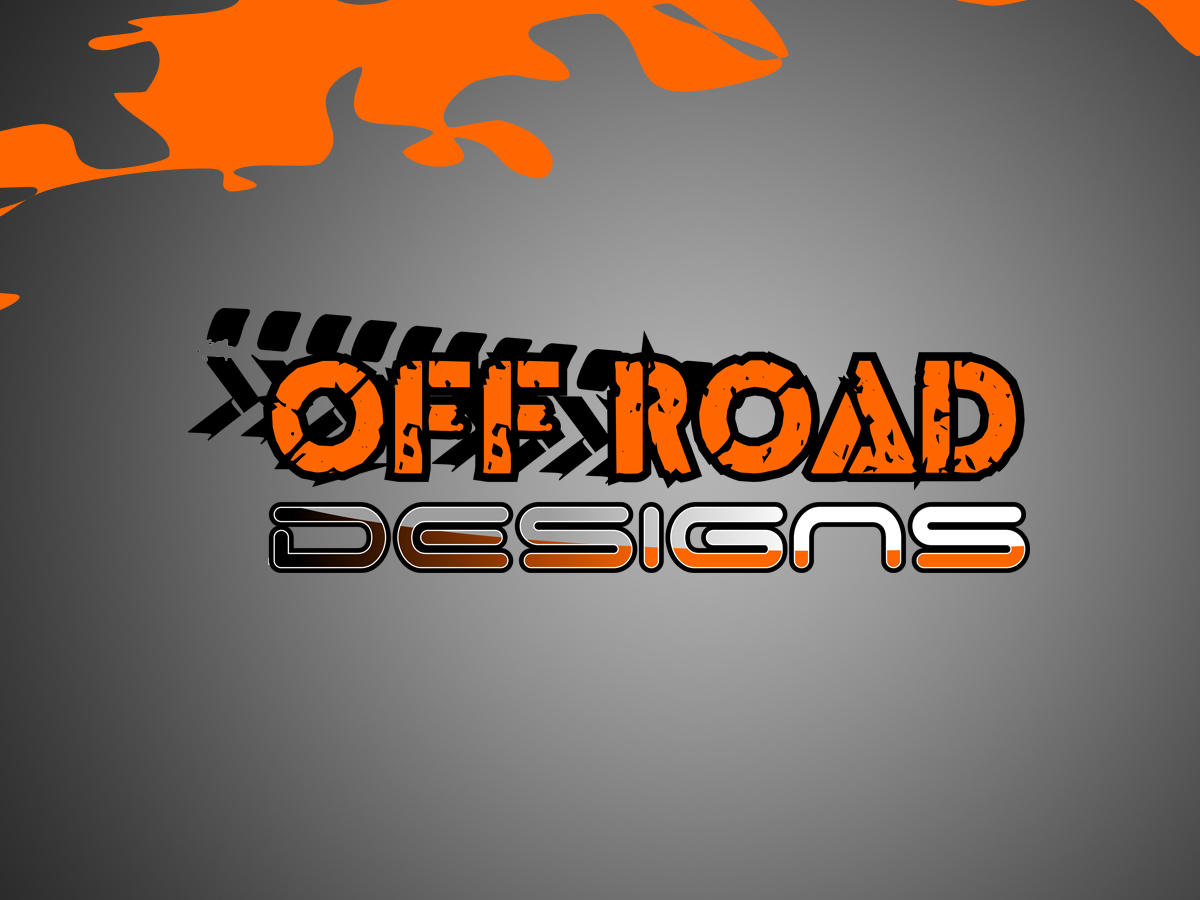 modern masculine wheel logo design for off road designs by vladst2004 design 1624562. Black Bedroom Furniture Sets. Home Design Ideas