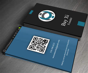 70 professional business card designs it professional business business card design by mvn digital for this project design 6103404 colourmoves