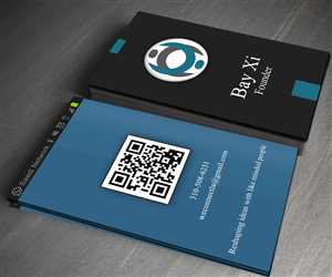 70 professional business card designs it professional business business card design by mvn digital for this project design 6158548 colourmoves