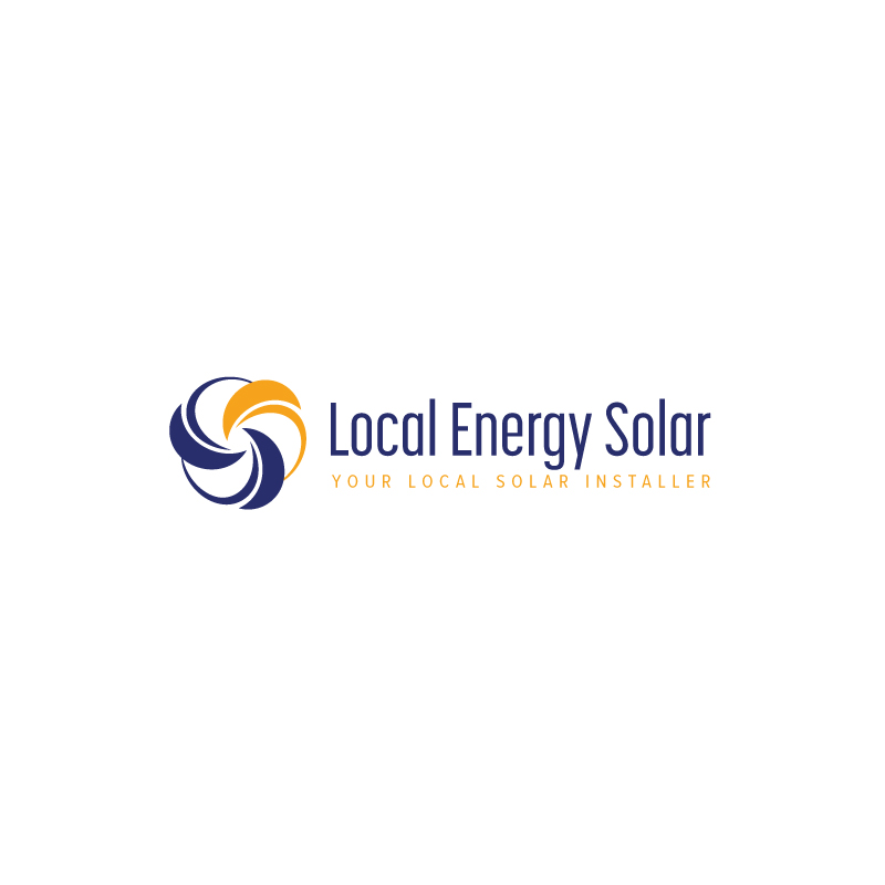 Serious, Professional, Solar Energy Logo Design for Local