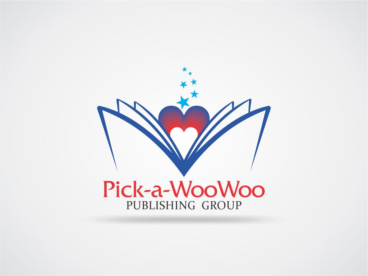 Professional feminine it company logo design for pickawoowoo logo design by graphicshub for do it yourself publishing pickawoowoo publishing group solutioingenieria Choice Image