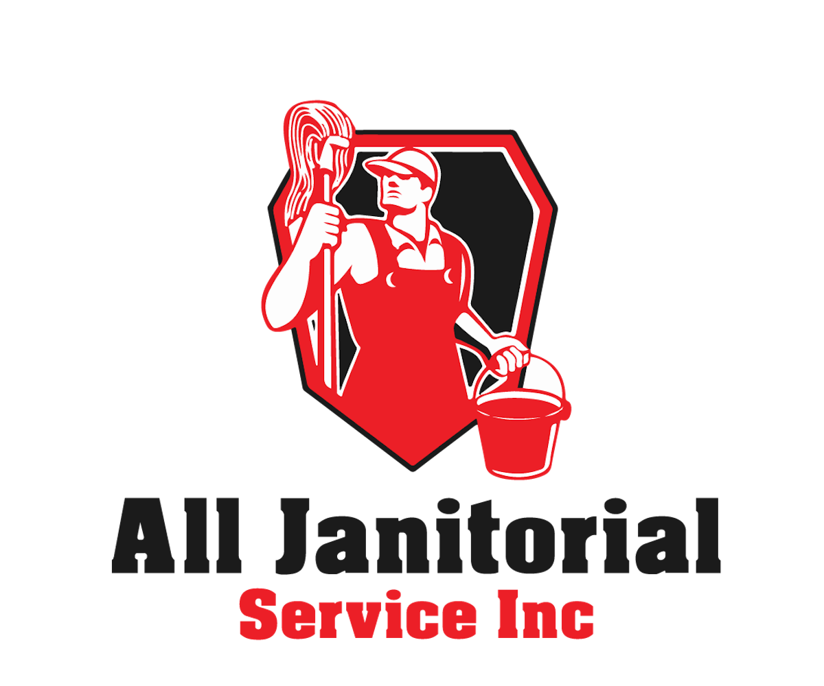 logo design by samizahra for all janitorial service inc design 6072349