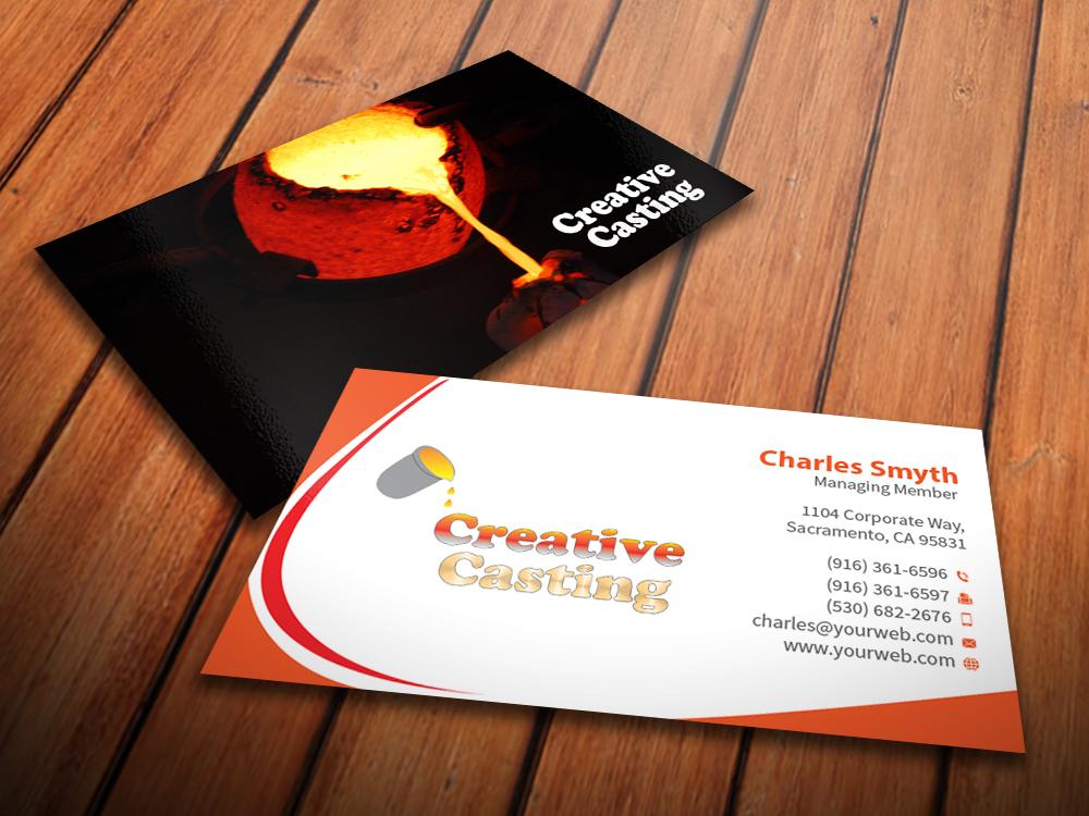 Elegant, Playful Business Card Design for Michael Skelcher by ...