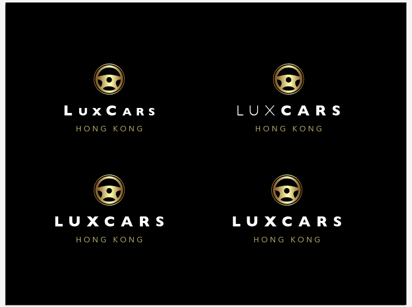 Professional Upmarket It Company Logo Design For Luxcars By