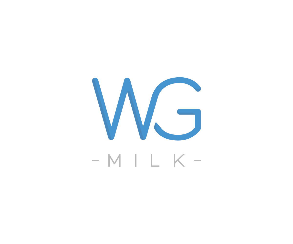 158 Modern Personable Farming Logo Designs For WG Milk A