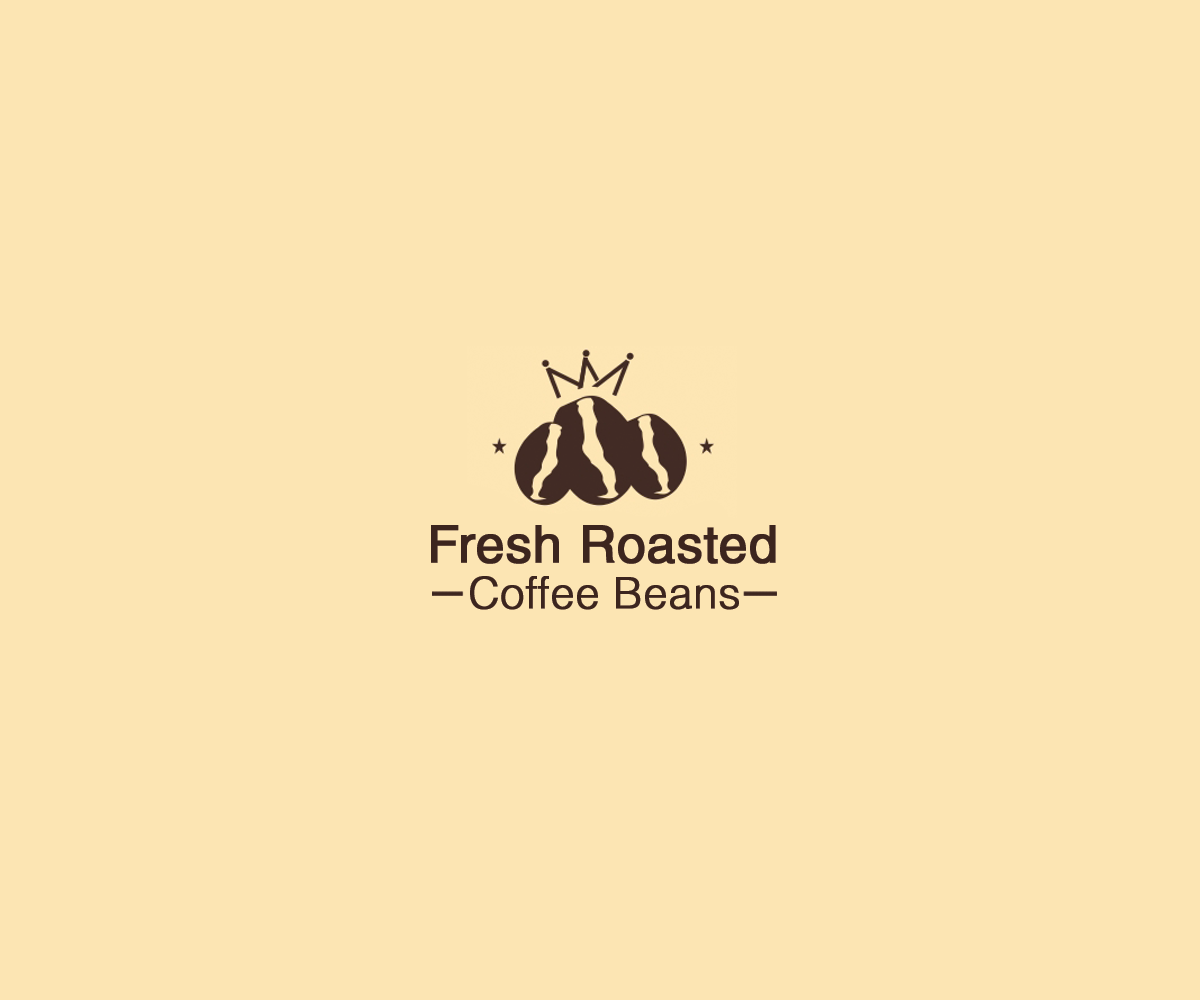 Upmarket Conservative It Company Logo Design For Coffee Beans Or