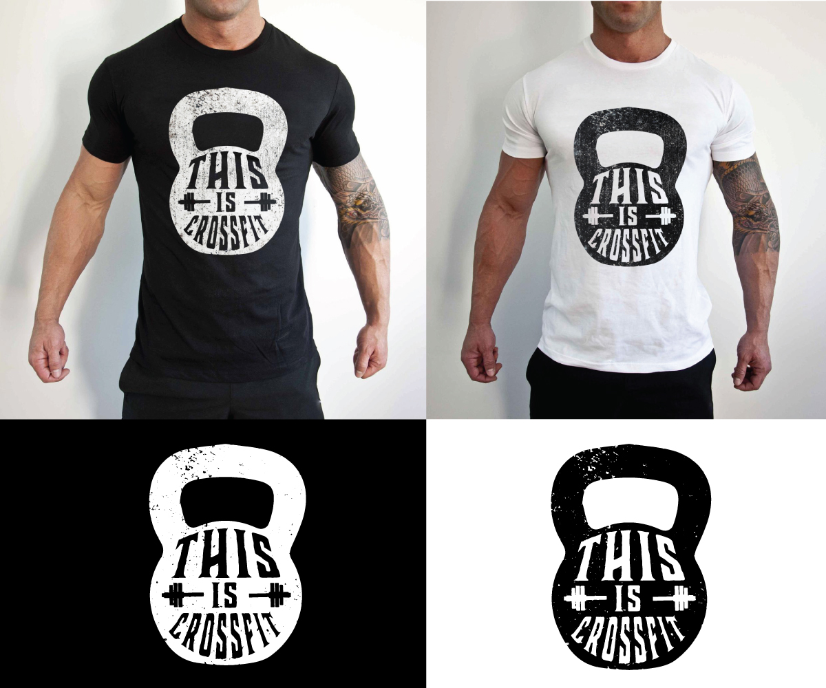 Creative Design T Shirt | Masculine Bold Clothing T Shirt Design For A Company By Glow