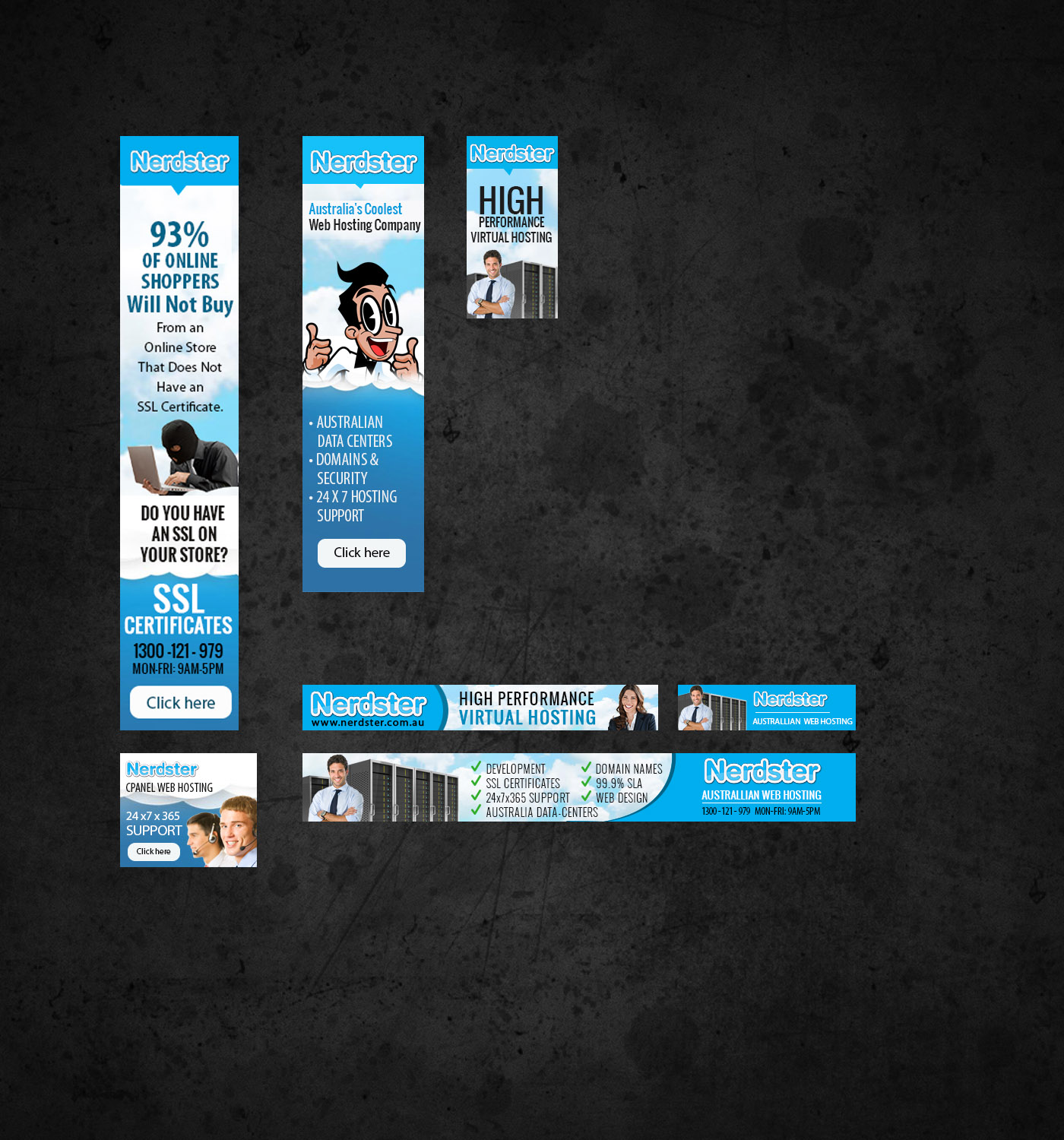 Design google banner ads - Banner Ad Design By Uk For High Performance Webhosting Google Ad Banners Design 6156231