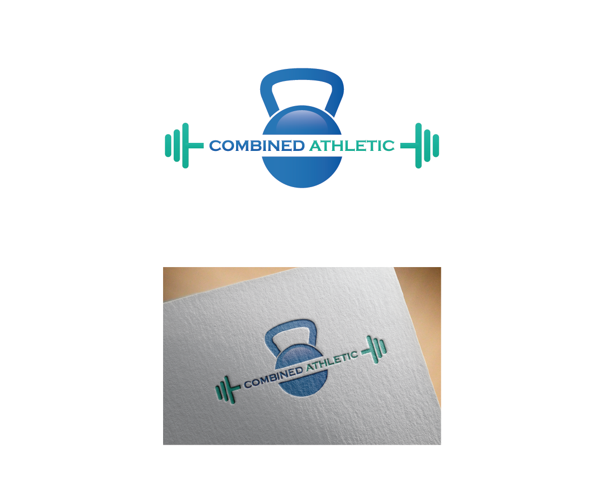 Elegant, Modern, Boutique Logo Design for Combined Athletic by ...