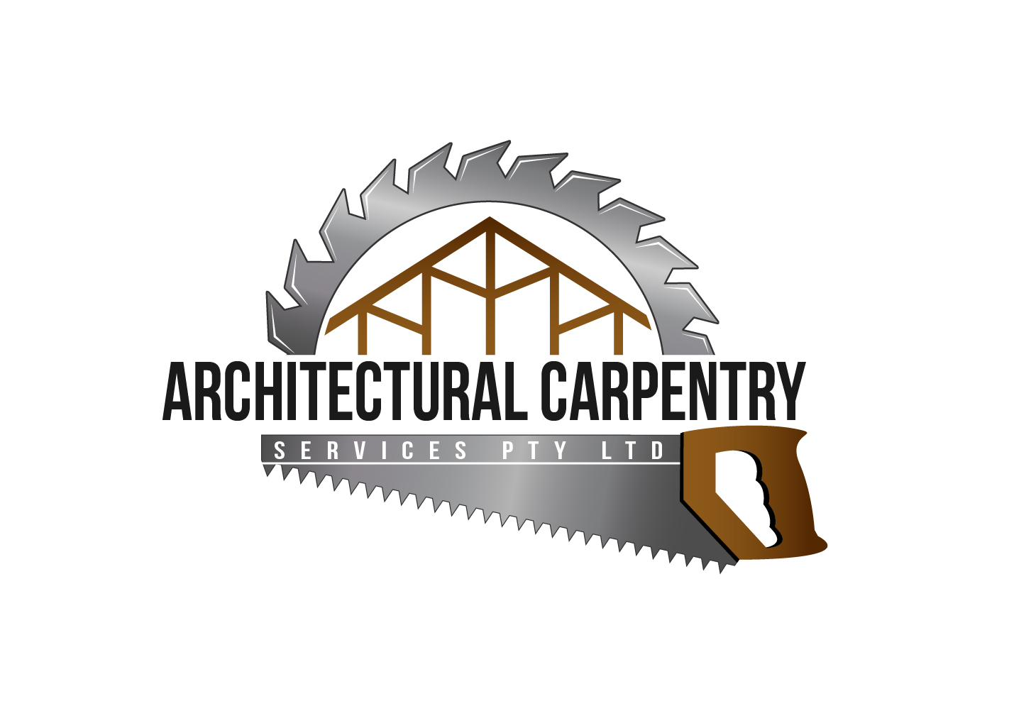 Logo Design for Architectural carpentry services pty ltd ...
