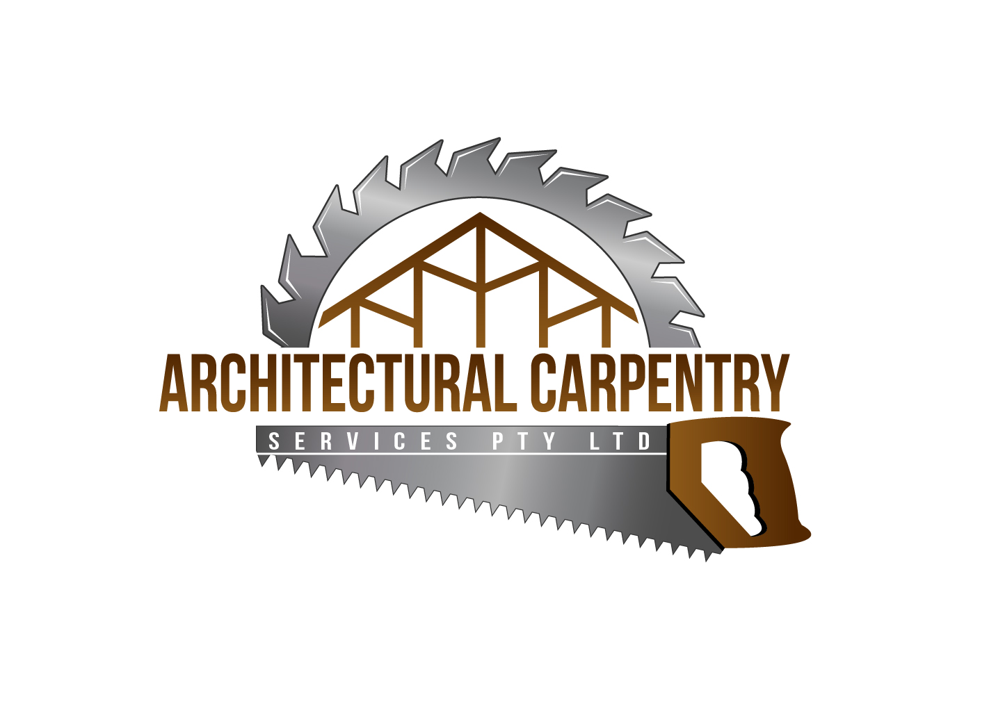 Logo design for architectural carpentry services pty ltd for Design company