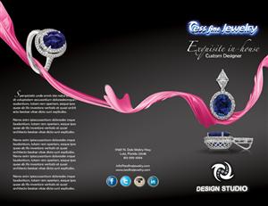 Jewelry Brochure Design Samples 1000 S Of Jewelry