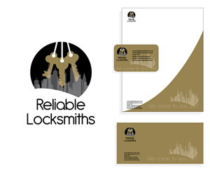 locksmith web design