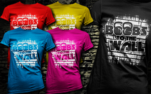 Urban T-shirt Design Galleries for Inspiration