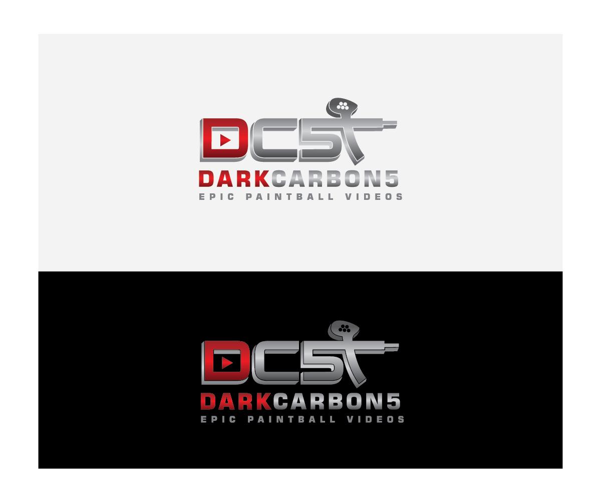Modern, Masculine, Google Logo Design for DarkCarbon5, Epic