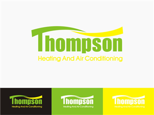 Logo Design for New design for our heating and air conditioning company by SAST