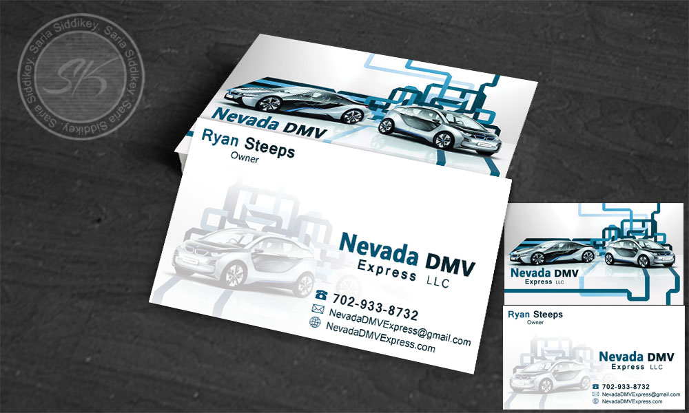 business card design by saria siddiqui for this project design 6145752 - Business Cards Las Vegas