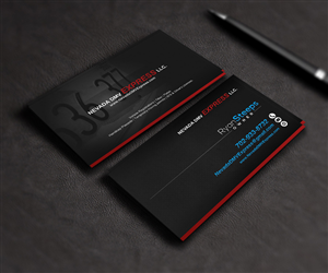 business card design by dragon axe for this project design 6146066 - Business Cards Las Vegas