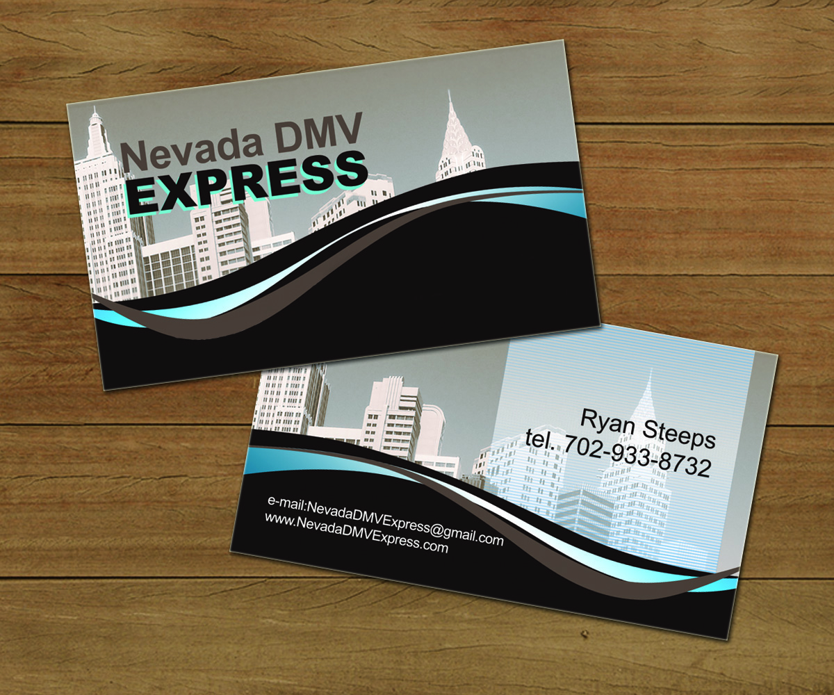Elegant, Playful Business Card Design for Ryan Steeps by Tally ...