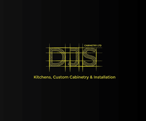 Kitchen Cabinet Makers Require A Logo 33 Logo Designs For A