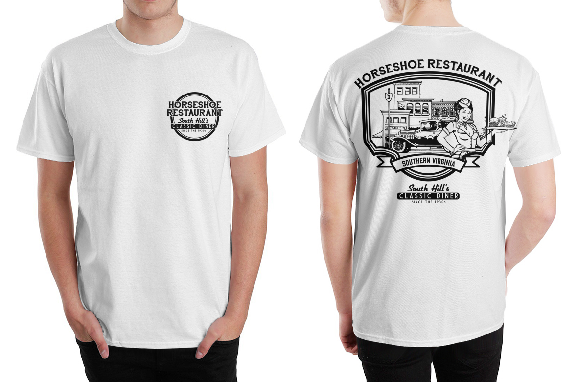 22 bold serious restaurant t shirt designs for a How to design shirt