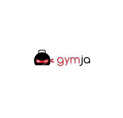 Modern Playful Fitness Logo Design For Gymja By Hd Design 6145497