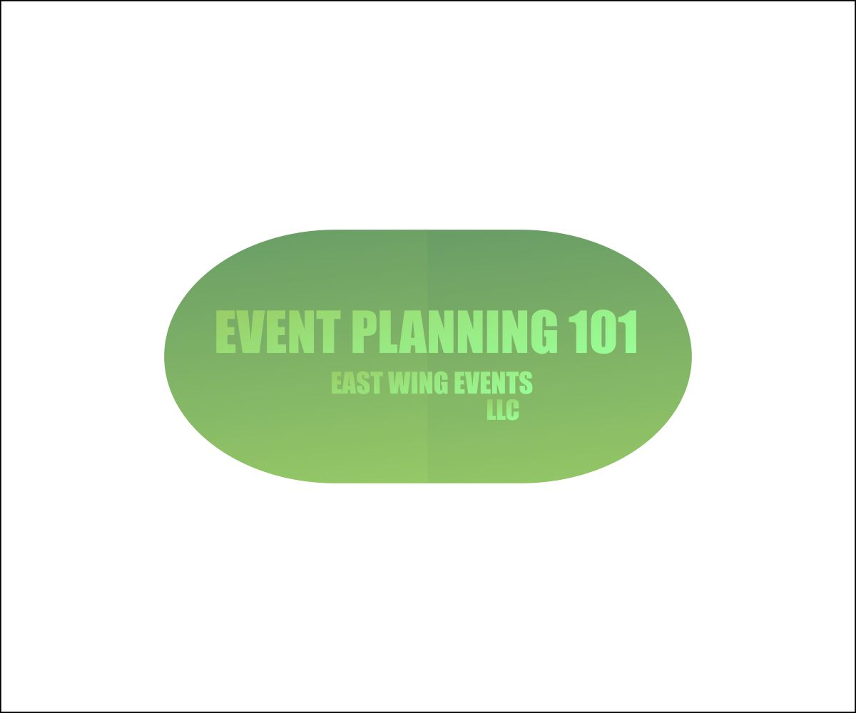 55 Exklusiv Feminin Event Planning Logo Designs For Event Planning 101 And East Wing Events Llc