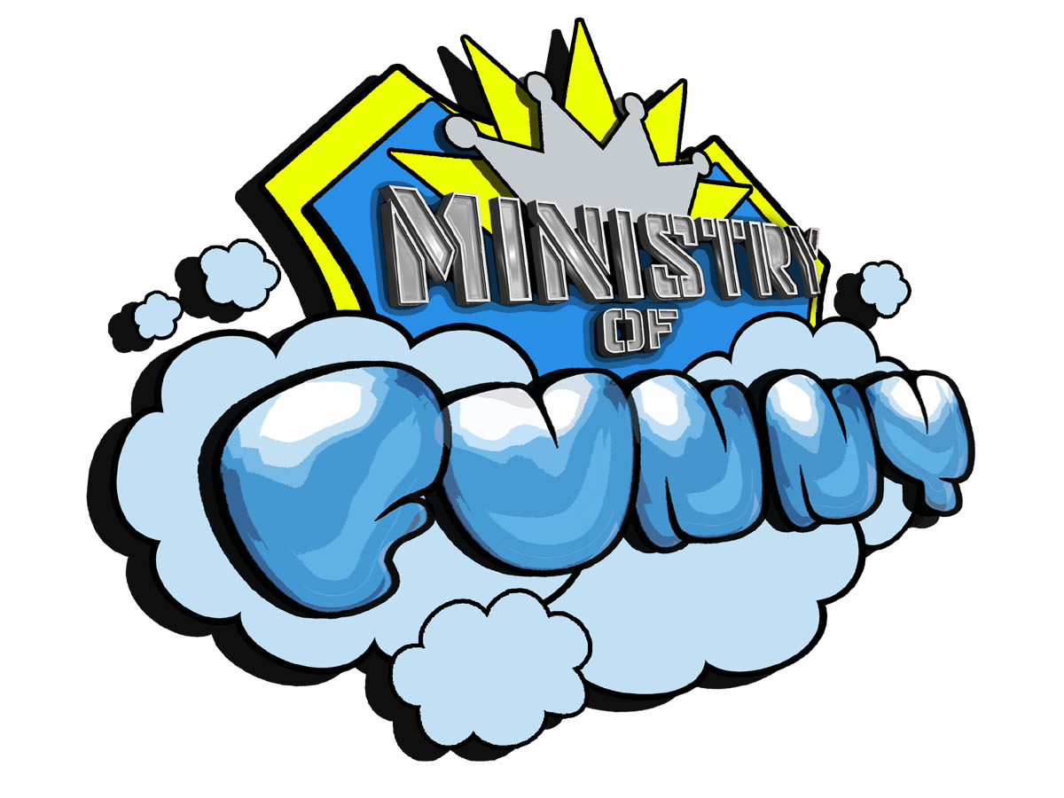 juguet243n atrevido tv dise241o de logo for ministry of