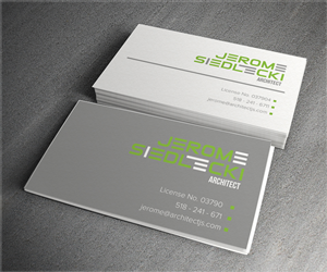 89 Modern Business Card Designs Residential Business Card Design