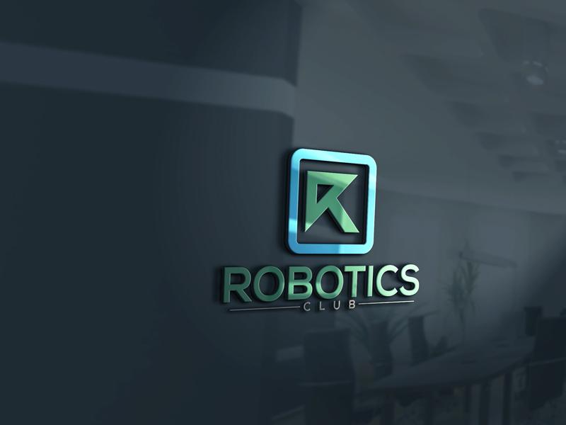 41 Professional Logo Designs Club Logo Design Project For Robotics