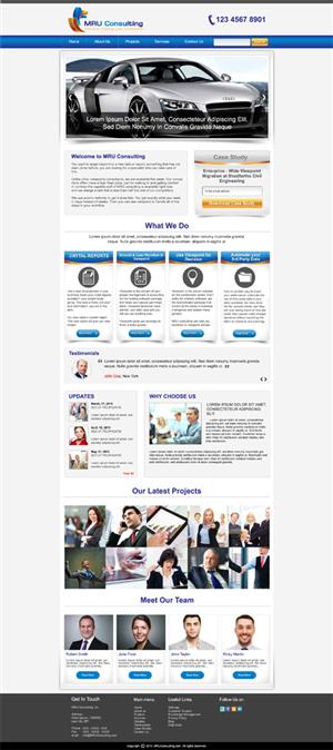 Web Design by designxyz