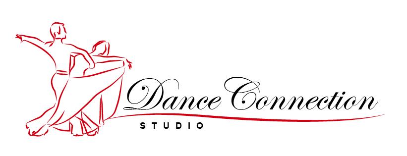 Dance Connection Dance Studio Logo Design by TSEdesign