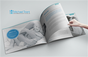 Brochure Design by Oilegak - Business Catalog - Skincare Clinic