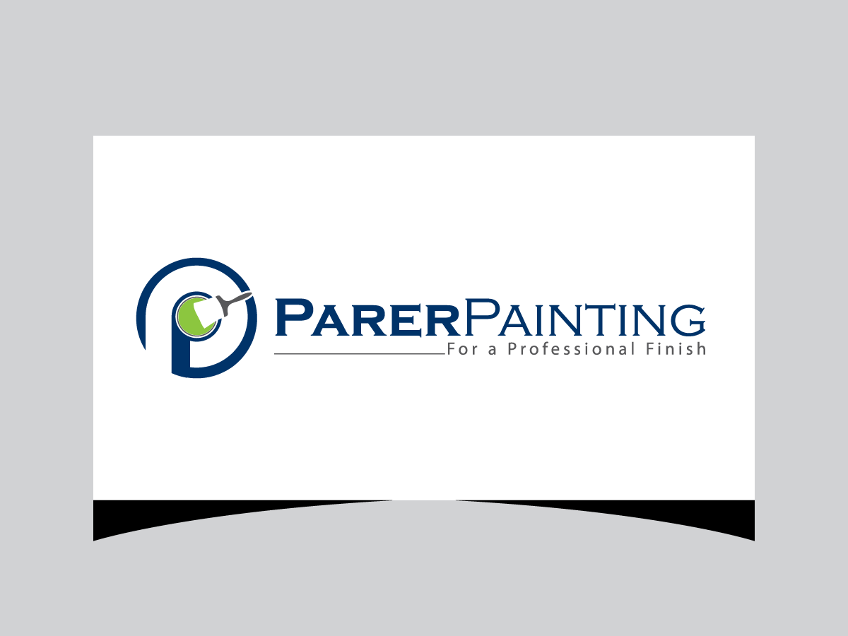 Painting contractor logos the image kid for Design company