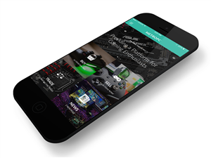 App Design by CreativeWorks - Marketplace App for Gamers needs Brand Identity