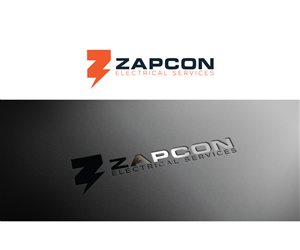Logo Design for zapcon electrical services  by The RANFOUR Project