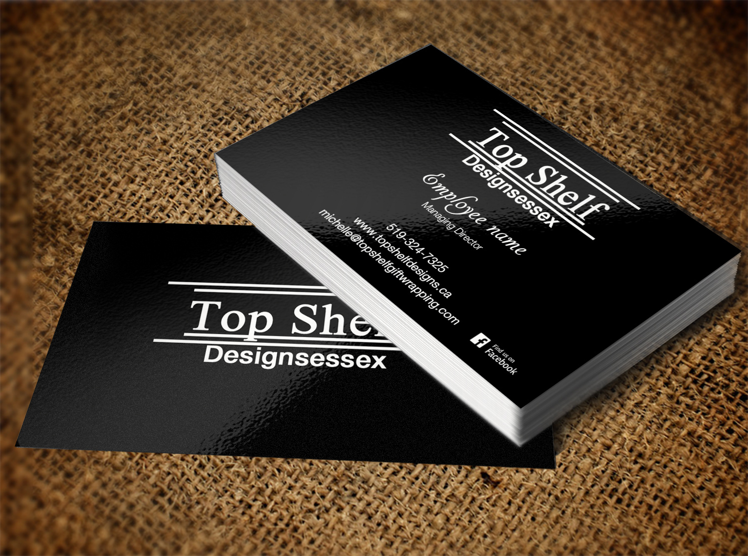 business card design by creation lanka for this project design 6164781 - Shell Small Business Card