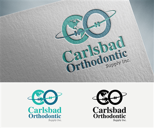 Logo Design for Carlsbad Ortho Logo Project by soarsense