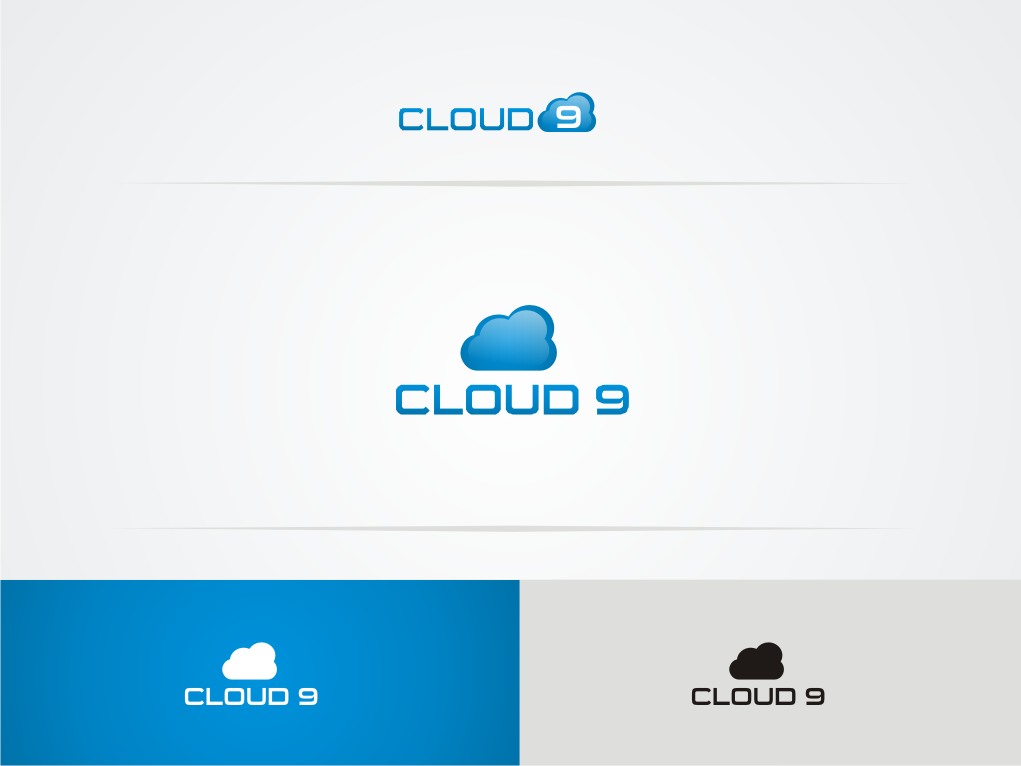 Logo design for matt sinnreich by ikanteri design 332643 for Cloud 9 architecture