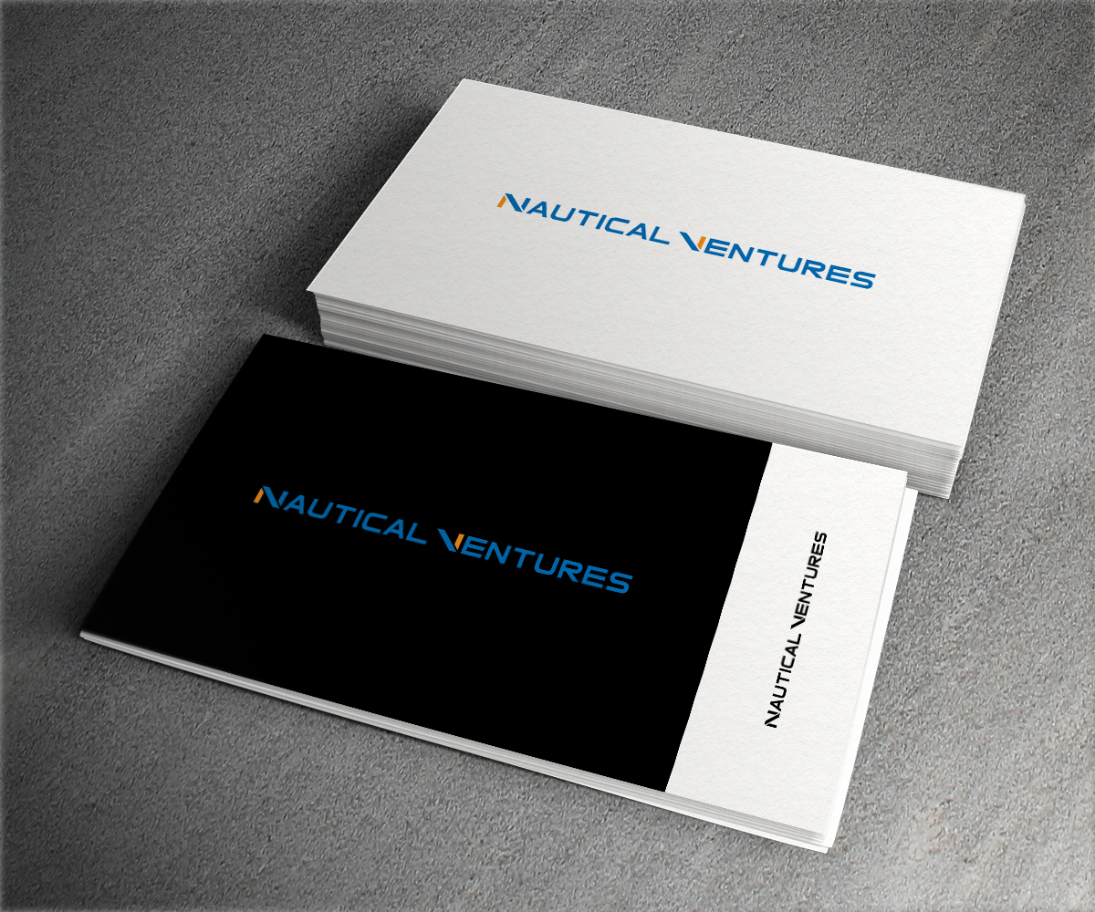 Modern, Bold, Nautical Logo Design for Nautical Ventures by ...
