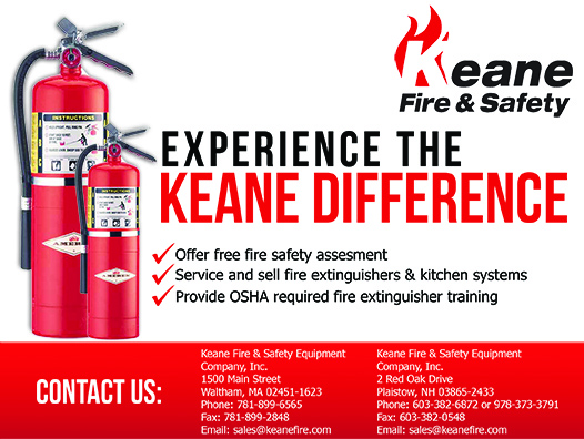 Call Graphic Design for Keane Fire and Safety Equipment Co